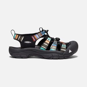 Keen Newport H2 Hiking Water Sandal in Raya Black